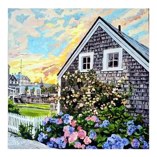 """Josh Moulton """"Nantucket Series #6"""" Giclee Print"""