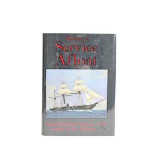 """""""Memoirs of Service Afloat"""" Original Engravings"""