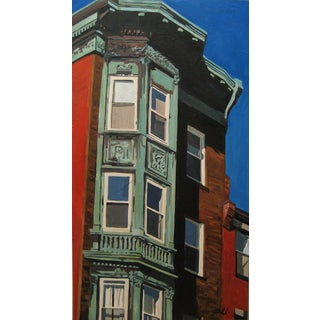 Josh Moulton Giclee Print - Copper Windows