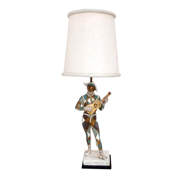 Marbro Harlequin Table Lamp - Image 1 of 5