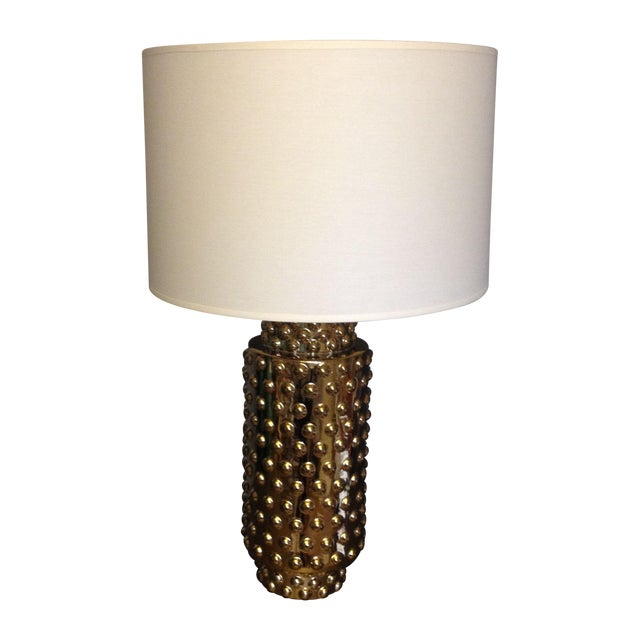 Image of Gold Dolly Table Lamp