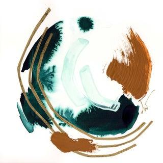 "Beth Winterburn Original Abstract - ""8/21. 11."""