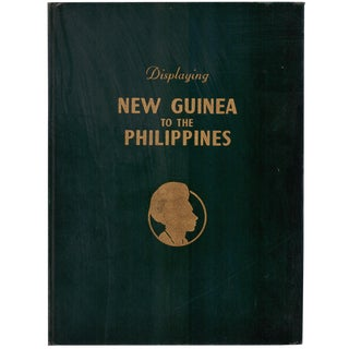 """""""Displaying New Guinea to the Philippines"""" 1945 Book"""