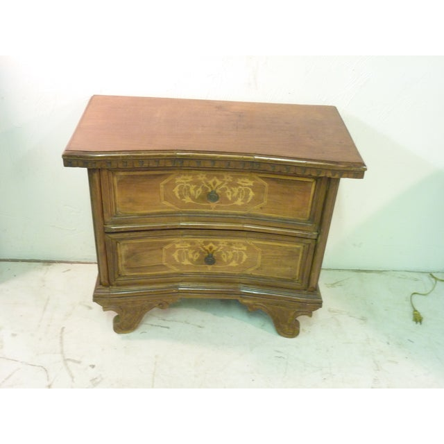Image of Small Italian Inlay Chest