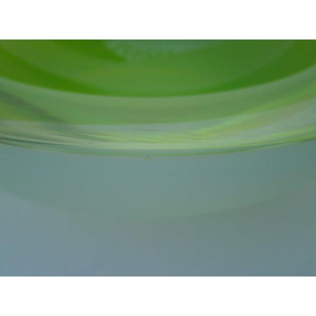 Archimede Seguso Murano Glass Geode Ashtray - Image 8 of 11