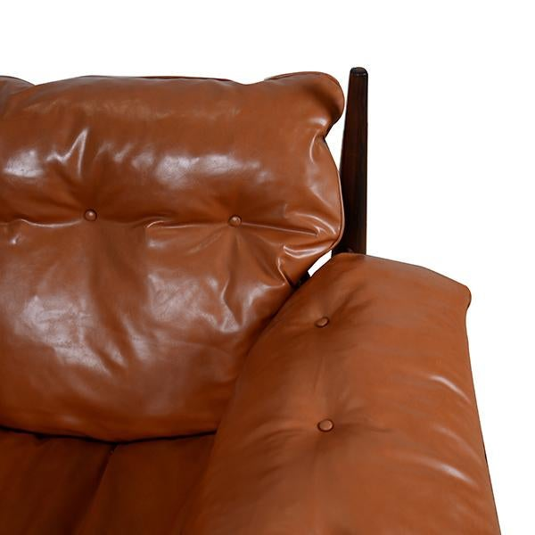 Image of Sheriff Lounge Chair and Ottoman