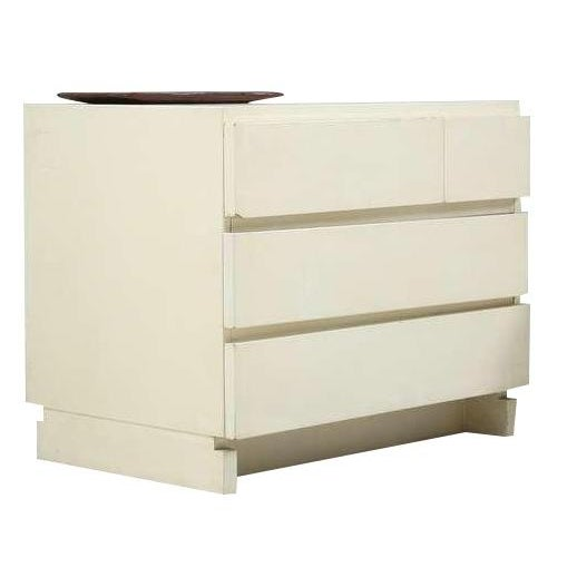 1950s Artek freestanding chest of drawers in white - Image 1 of 6