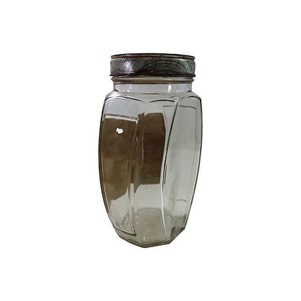 Image of English Confectionery Jar