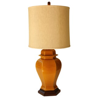 Royal Haeger Ginger Jar Table Lamp