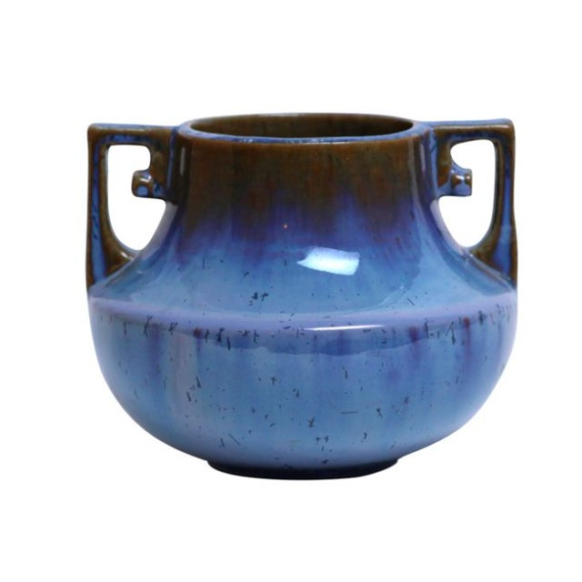 Image of Fulper Art Pottery Urn-Style Vase