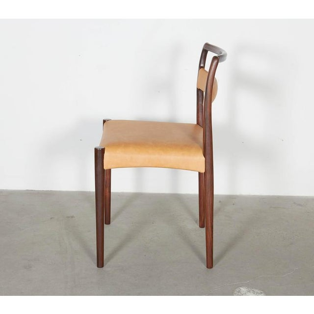 Danish Rosewood Dining Chairs - Set of 4 - Image 5 of 8
