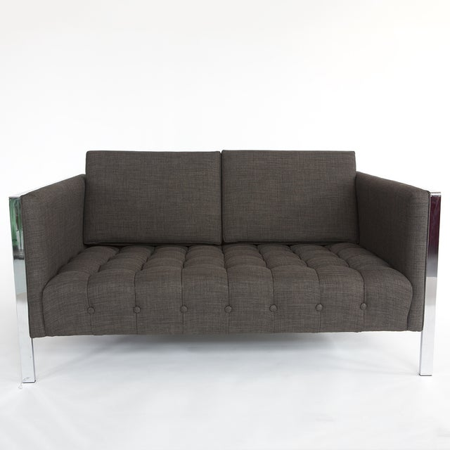 Image of Founders Settees - A Pair