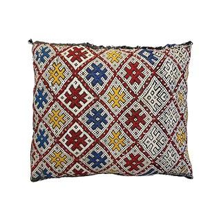 Berber Design Moroccan Pillow