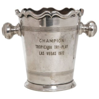 Mid-Century Trophy Cooler