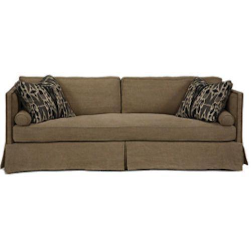 Brownstone Oliver Slipcover Sofa - Image 7 of 7