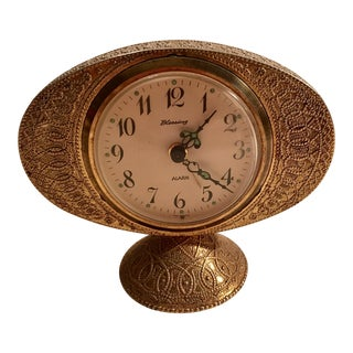 Vintage Blessing Wind Up Clock