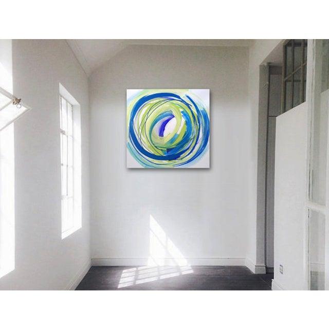 Image of Linnea Heide 'Neptune' Original Painting