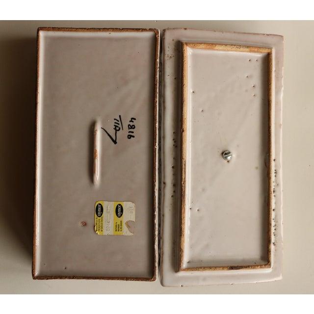 Raymor Italian Art Pottery Box - Image 6 of 7