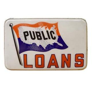 American Public Loans Sign