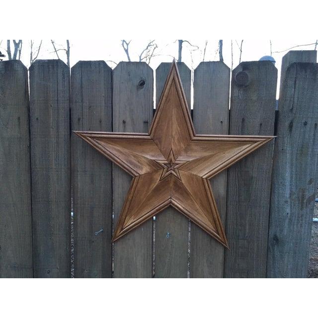 Image of Wood Barn Star