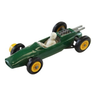 Matchbox Car No.19 Lotus Figure