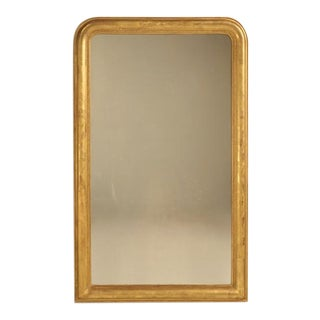 Large-Scale Louis Philippe Mirror, Circa 1850