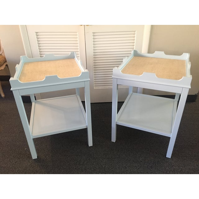 Image of New Oomph Edgartown Side Tables - A Pair