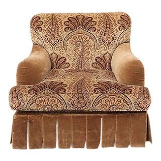 Vintage Used Baker Furniture Company Club Chairs Chairish - Club chairs furniture