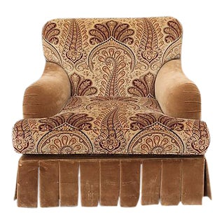 Baker Furniture Paisley Armchair