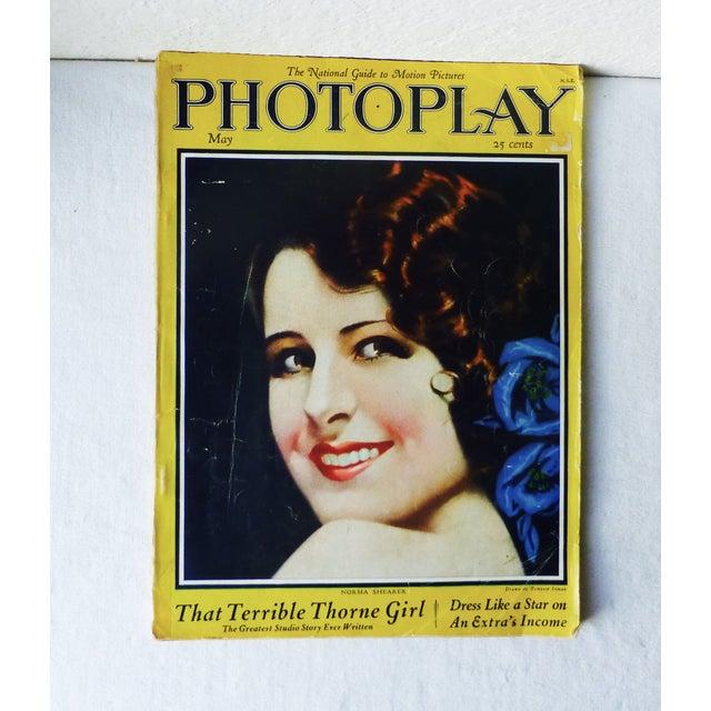 Image of Photoplay Magazine, Norman Shearer, 1925