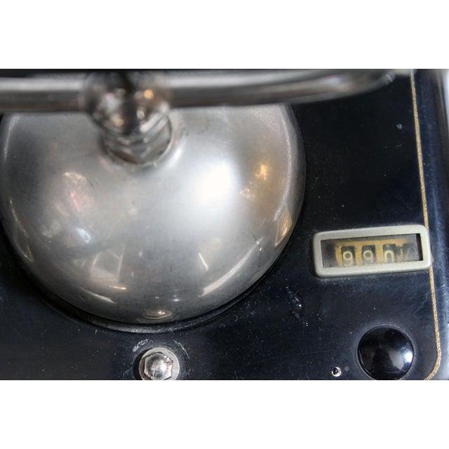 Antique European Kjobenhavns Cradle Telephone - Image 5 of 6