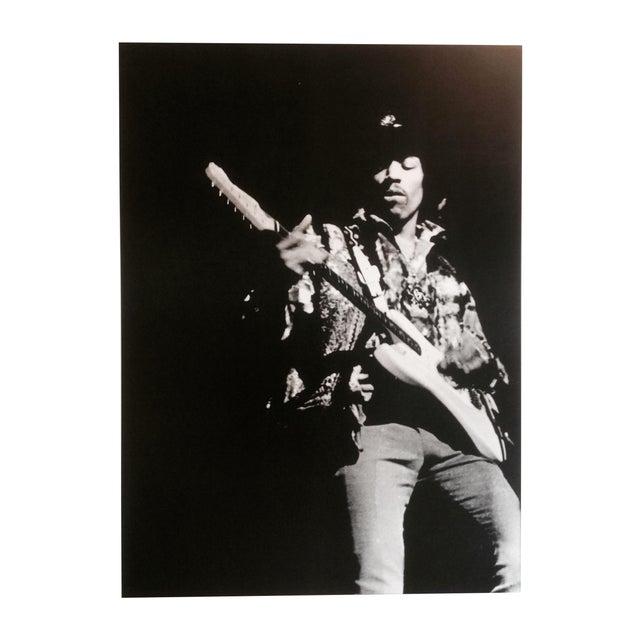 Original Jimi Hendrix Photo Signed - Image 1 of 3