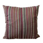 Image of Contemporary Striped Pillow