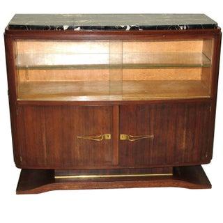 French Art Deco Small Palisander Buffet