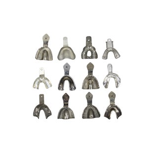 Industrial Dental Molds - Set of 12