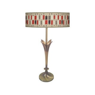 Rembrandt Brass Table Lamp