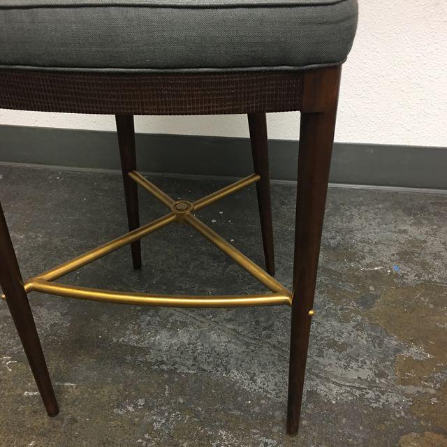 Hickory Chair Laurent Bar Stool Chairish