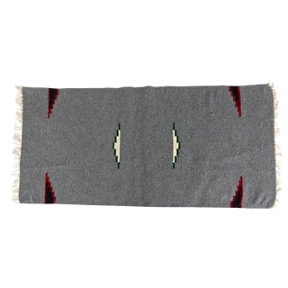 """Finely Woven Chimayo Runner - 1'6"""" x 3'4"""""""