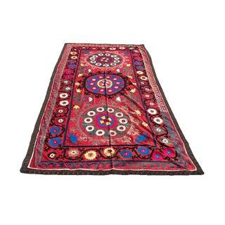 Antique Handmade Suzani Tapestry