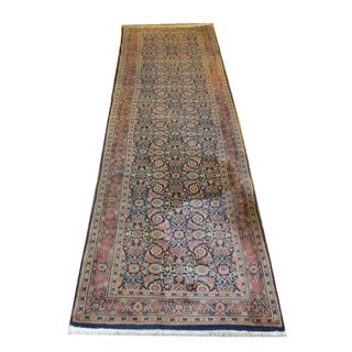 "Indian Heraty Runner Rug - 2'8"" x 10'"