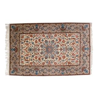 Leon Banilivi Persian Isphahan Carpet - 7' X 10'