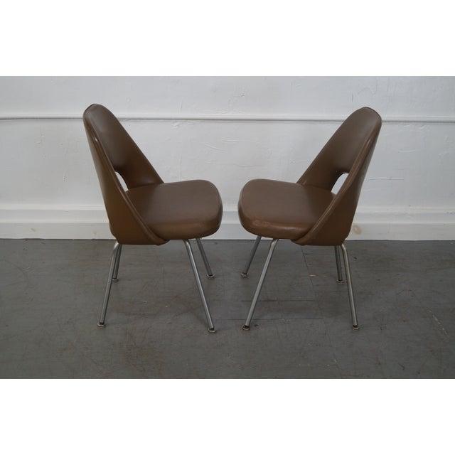 Knoll Vintage Saarinen Executive Chais - Set of 4 - Image 3 of 10