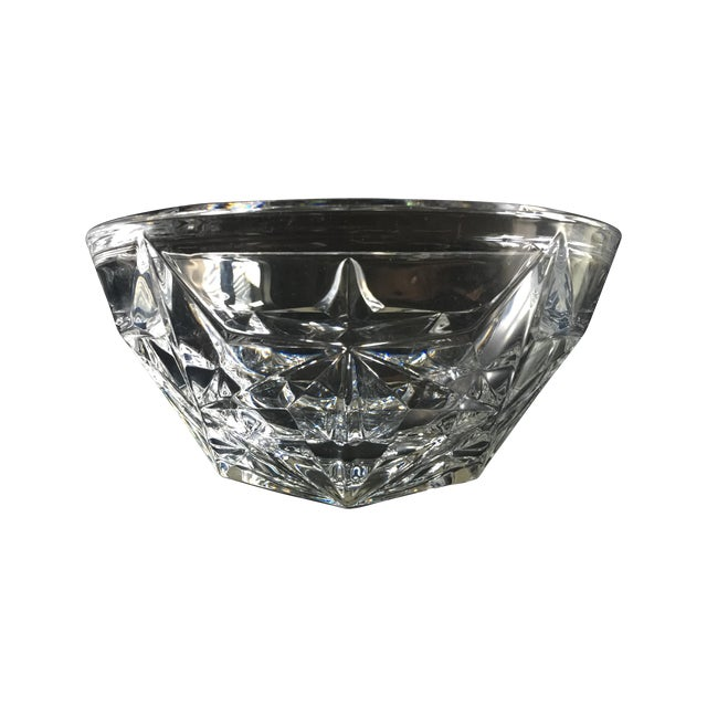 Tiffany Cut Crystal Bowl - Image 1 of 4