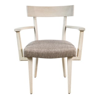 Modern Klismos Chair by Paul Marra