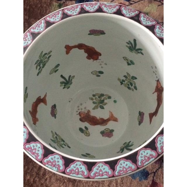 Koi Fish Bowls - Pair - Image 7 of 7