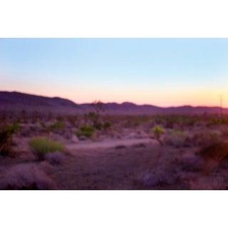 Desert Blues Photograph