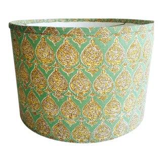 """Raoul Textiles """"Sari"""" Drum Pendant Shade"""