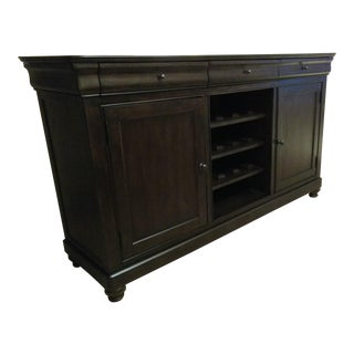 French Provence Brown Server