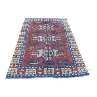 Ori̇ental Turki̇rugsh Konya Handmade Rug - 5.6' x 8.9'