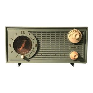 "1959 Admiral ""Ranger"" Clock Radio"